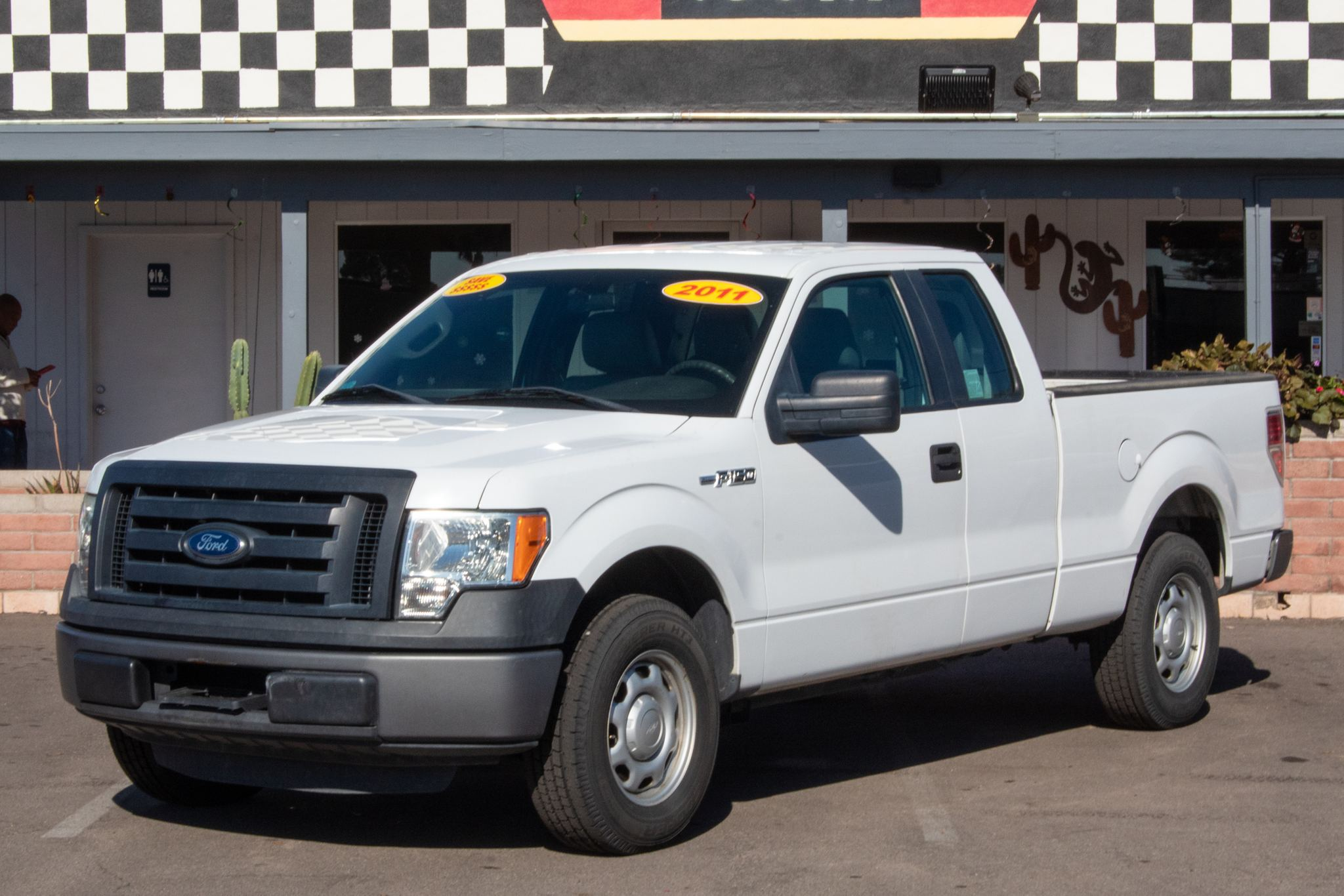 Photo of 2011 Ford F150 2WD Supercab XL