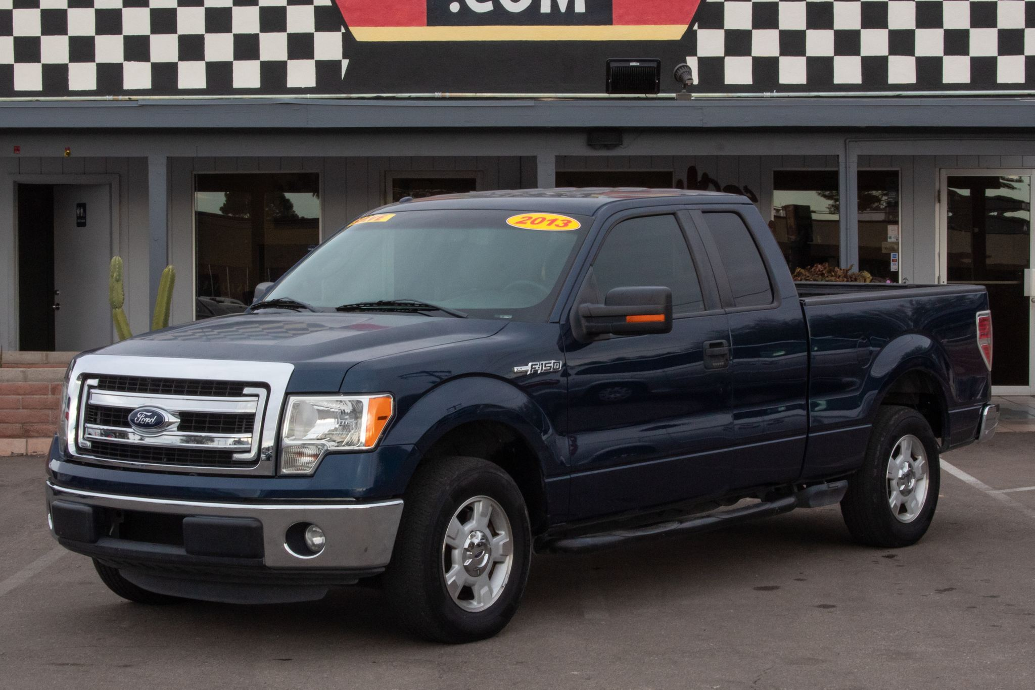 Photo of 2013 Ford F150 2WD Supercab XLT