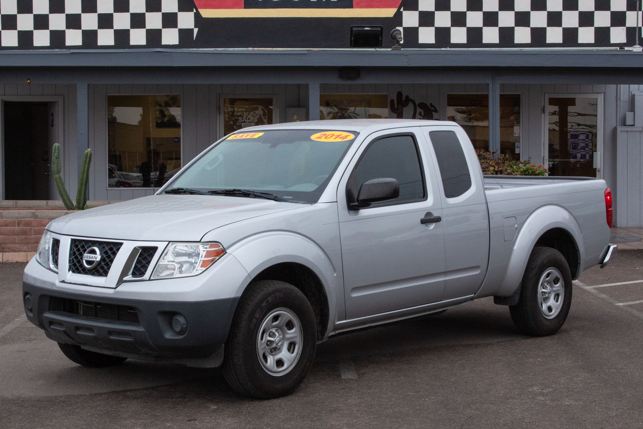 Photo of 2014 Nissan Frontier 2WD King Cab S 5spd