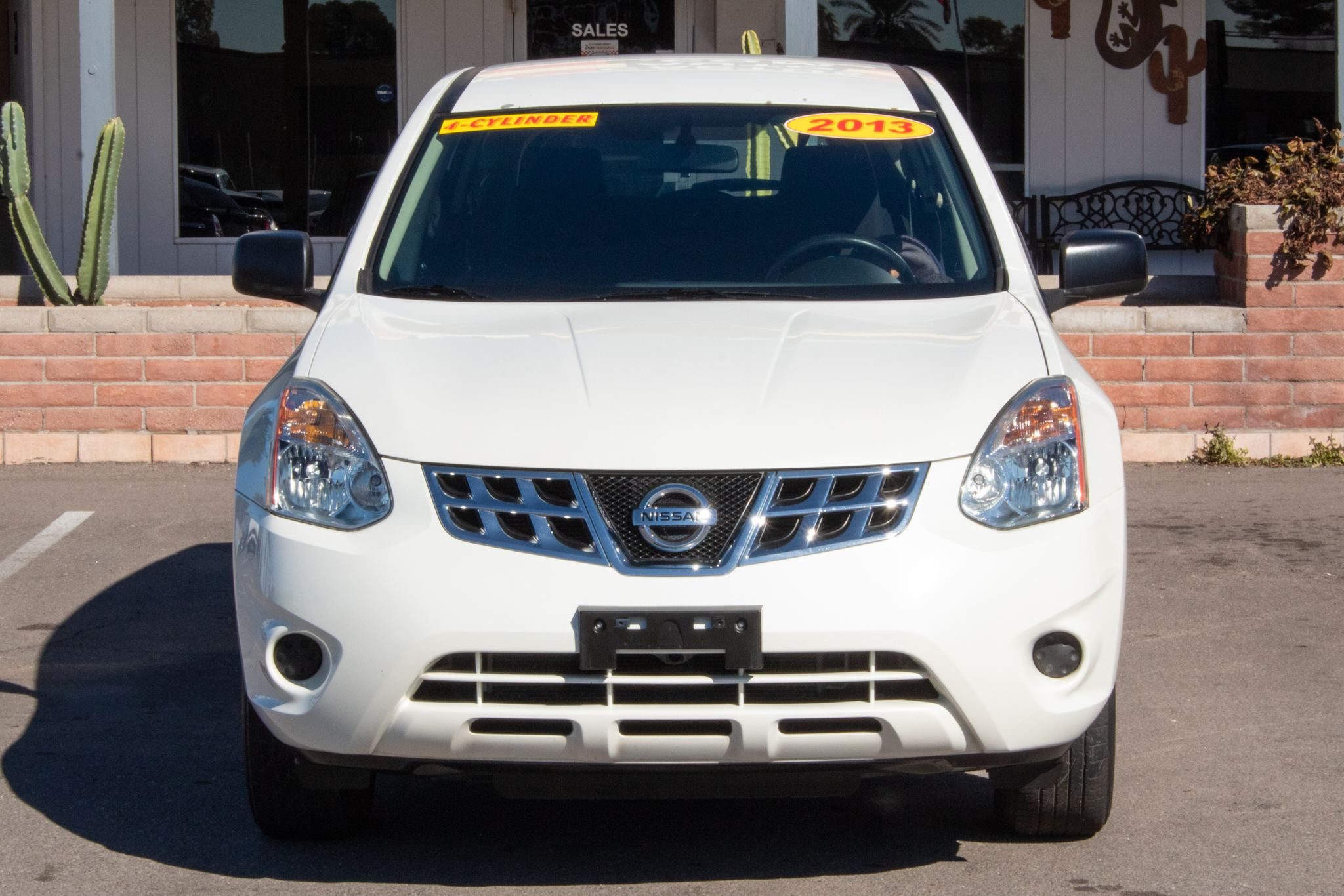 Photo of 2013 Nissan Rogue 4d SUV FWD S