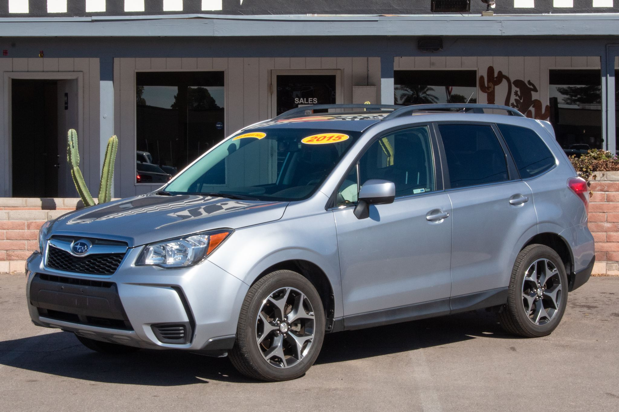 Photo of 2015 Subaru Forester 4d SUV XT Touring