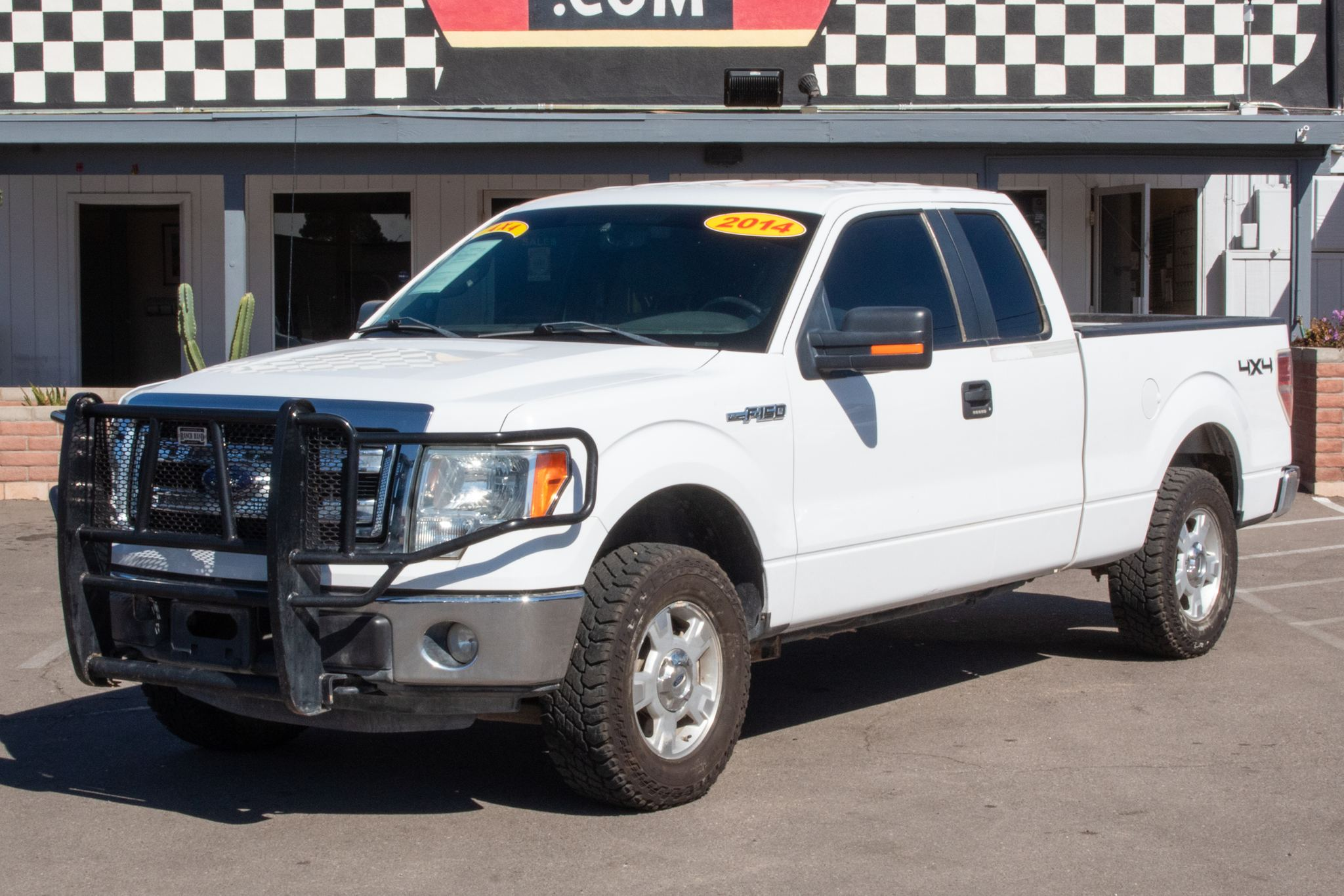 Photo of 2014 Ford F150 4WD Supercab XLT