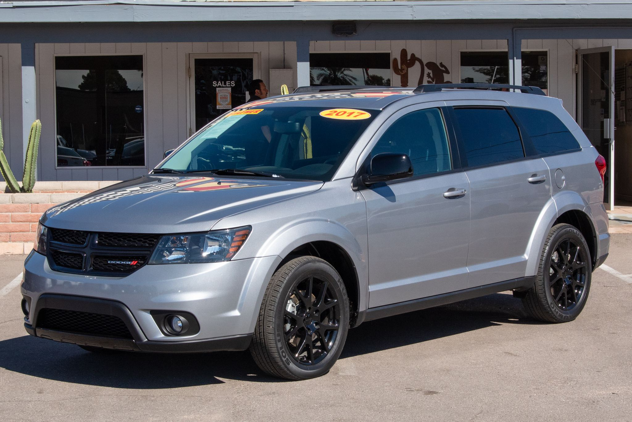 Photo of 2017 Dodge Journey 4d SUV AWD GT