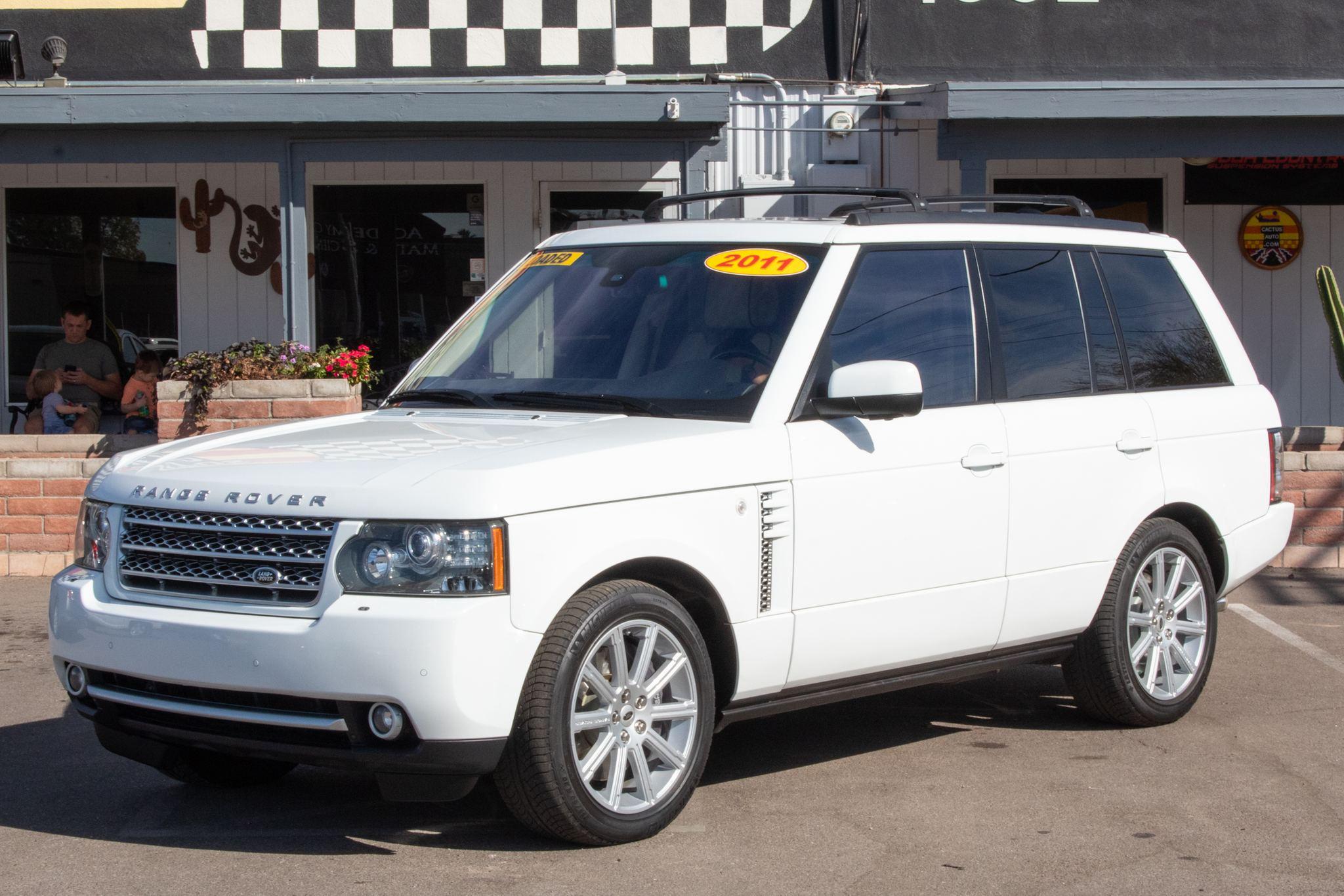 Photo of 2011 Land Rover Range Rover 4d SUV SC