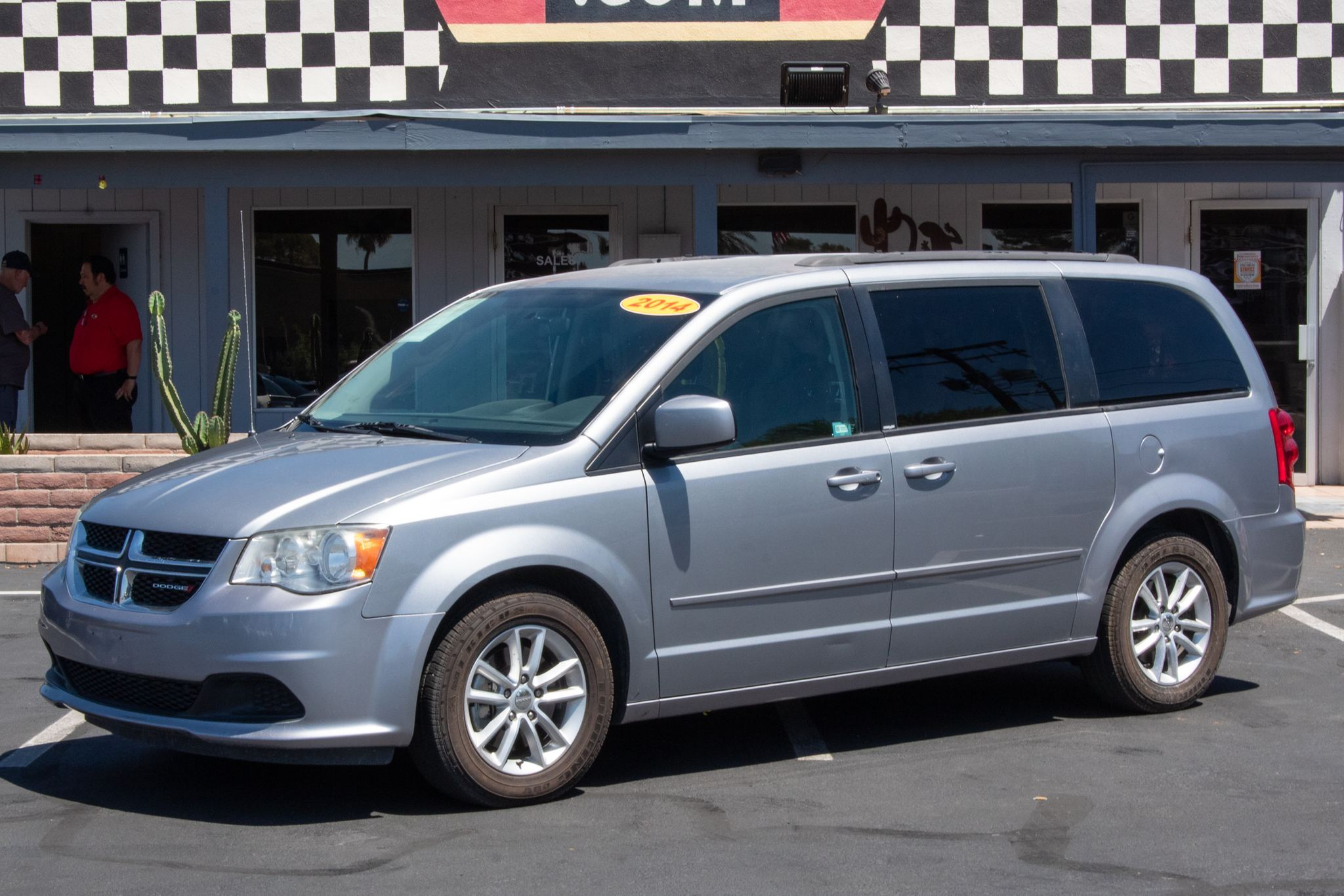 Photo of 2014 Dodge Grand Caravan 4d Wagon SXT