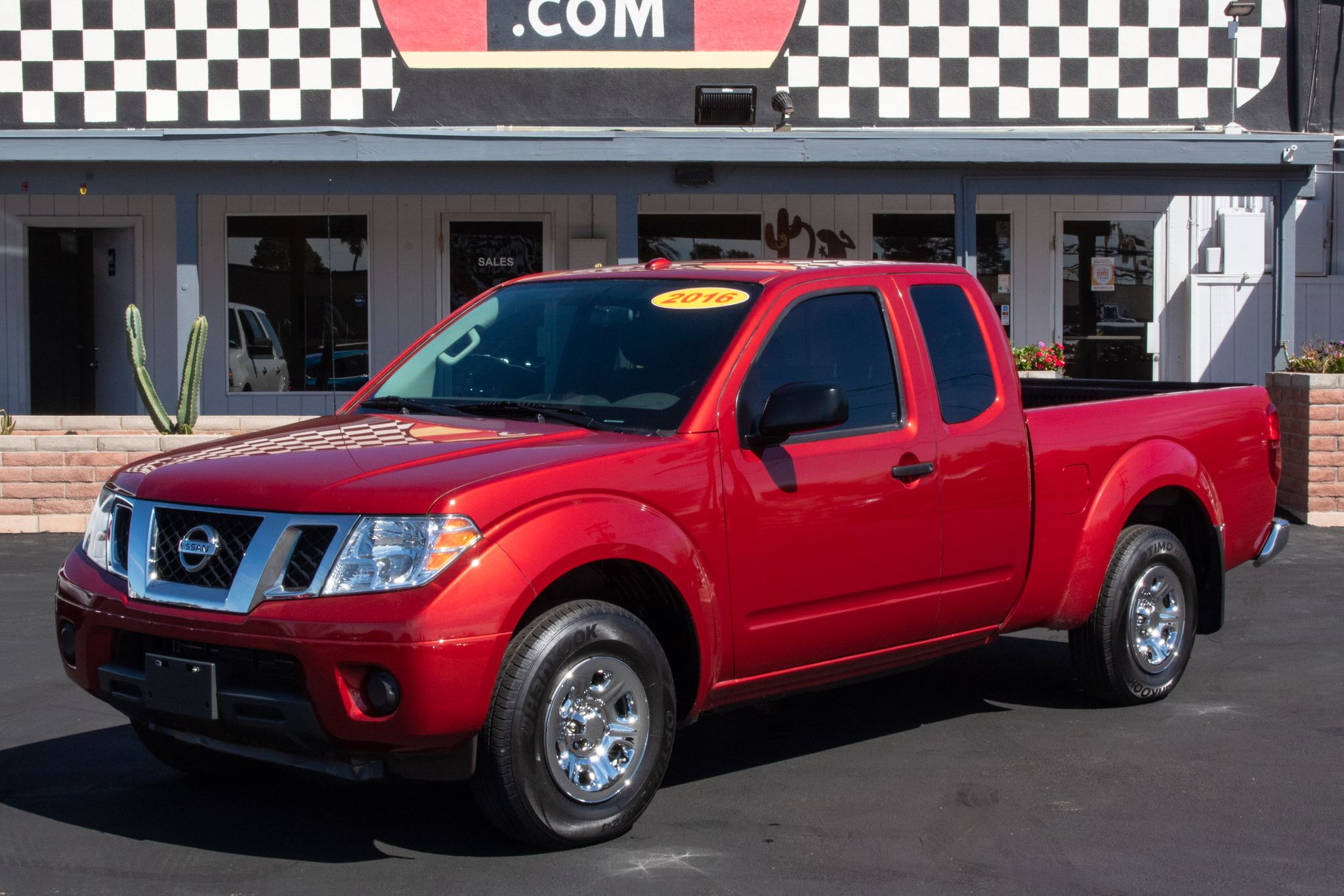 Photo of 2016 Nissan Frontier 2WD King Cab SV Auto