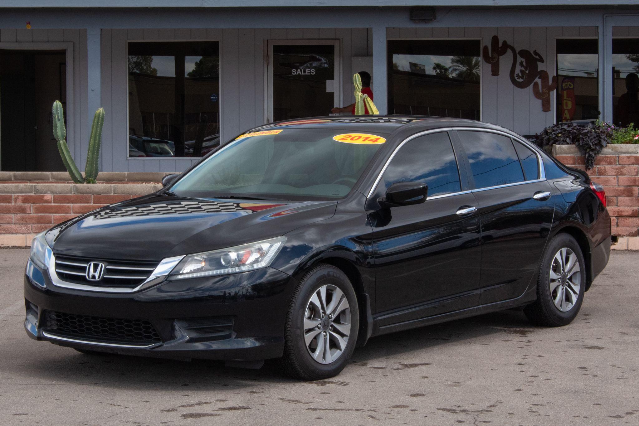 Photo of 2014 Honda Accord Sedan 4d LX CVT