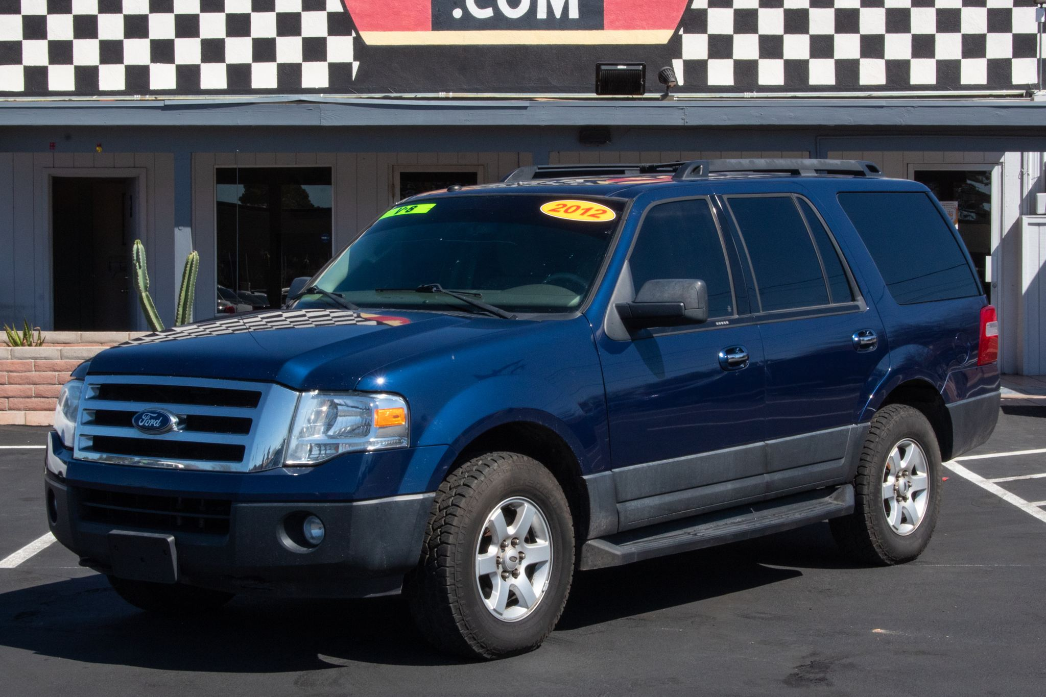Photo of 2012 Ford Expedition 4d SUV 4WD XL