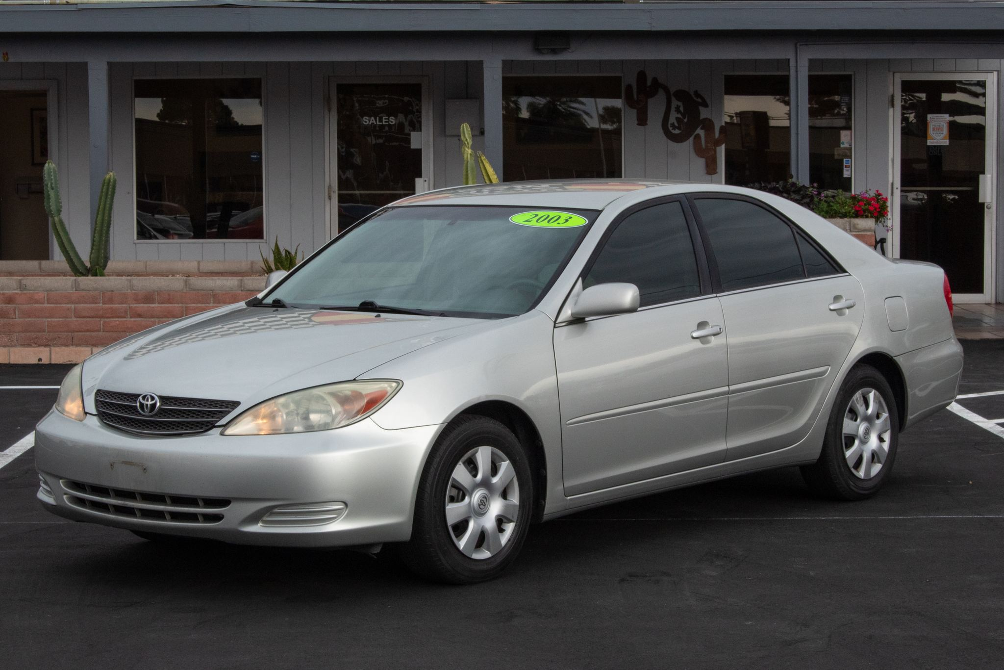 Photo of 2003 Toyota Camry 4d Sedan LE AT