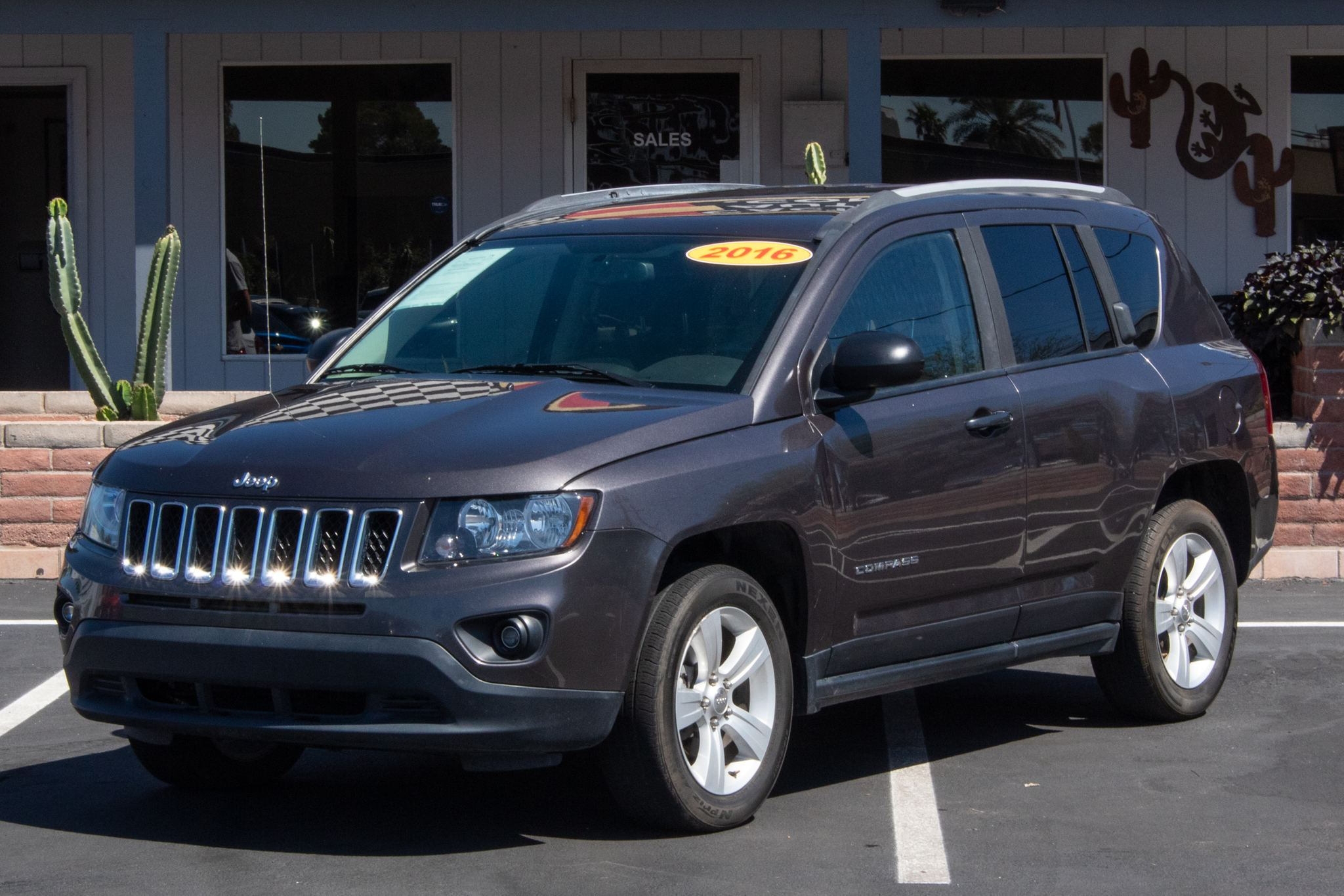 Photo of 2016 Jeep Compass 4d SUV FWD Sport