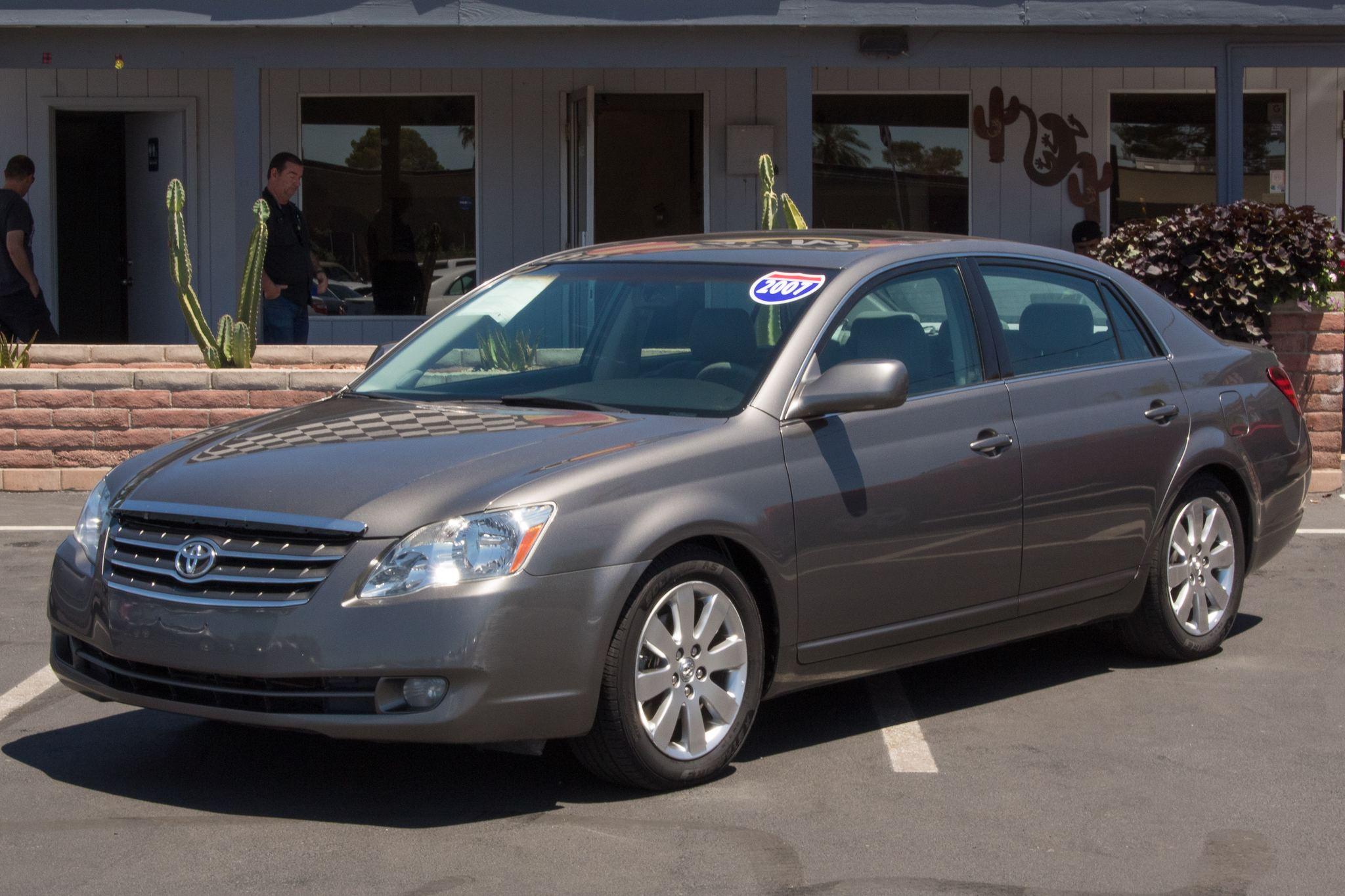 Photo of 2007 Toyota Avalon 4d Sedan XLS