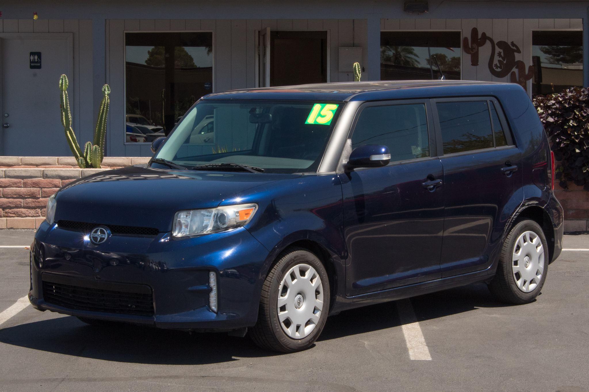 Photo of 2015 Scion xB 5d Wagon Auto
