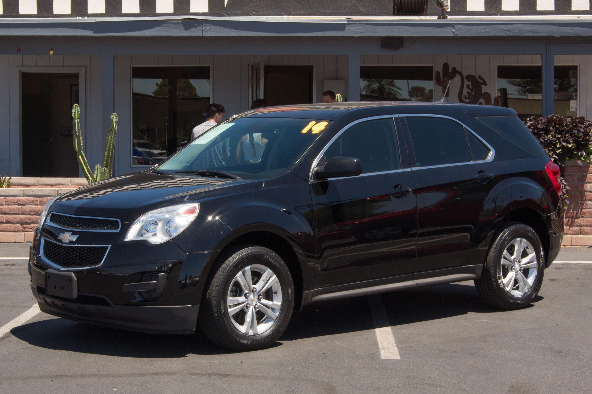 Photo of 2014 Chevrolet Equinox 4d SUV FWD LS