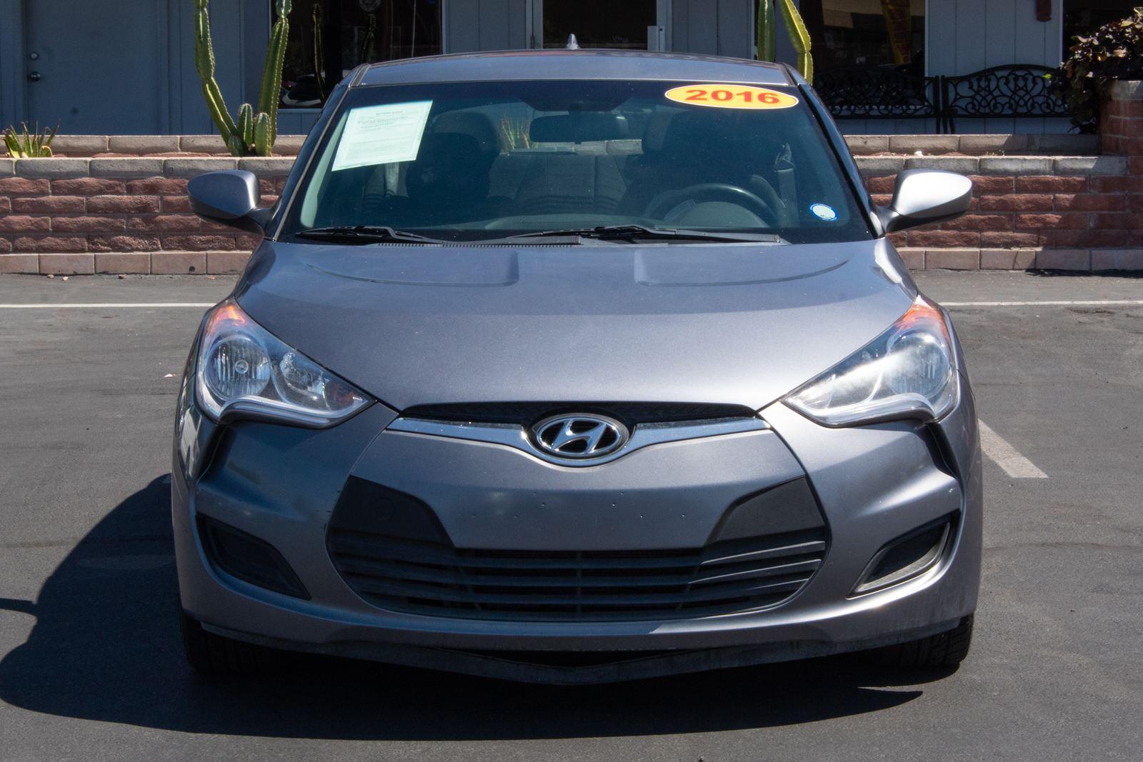 2016 Hyundai Veloster For Sale Cactus Auto Tucson Az 85705