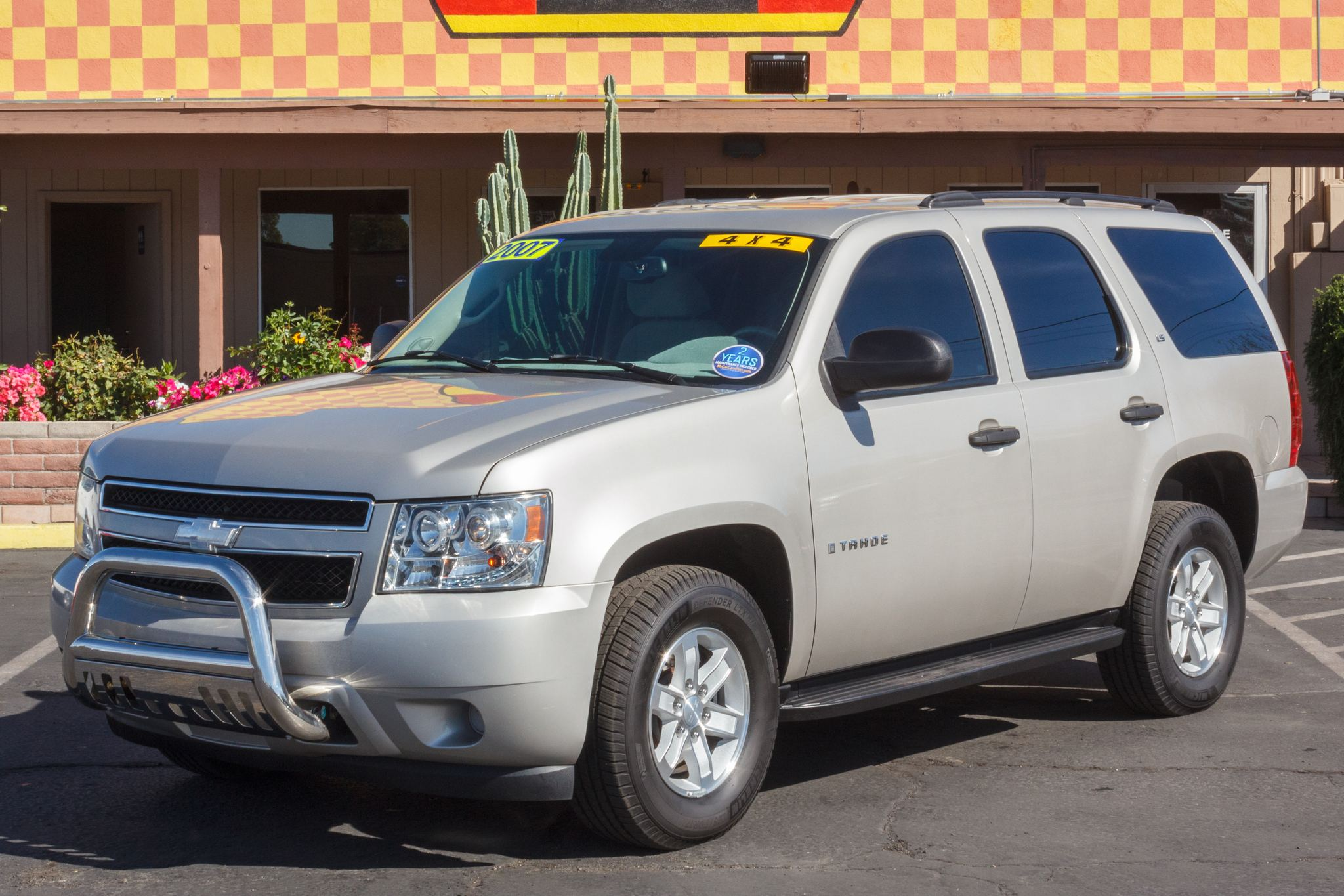 Photo of 2007 Chevrolet Tahoe 4d SUV 4WD LS
